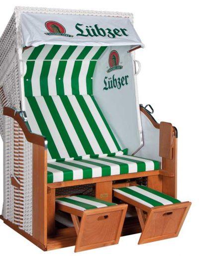 Strandkorb Promotion Luebzer